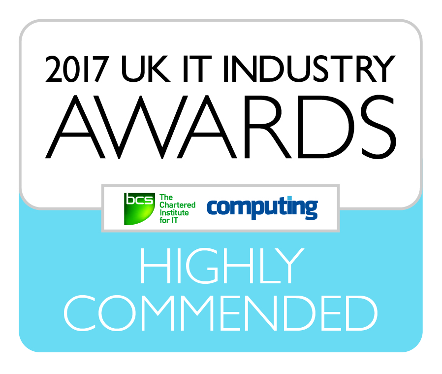 Ascertia is Highly Commended at the UK Industry Awards 2017