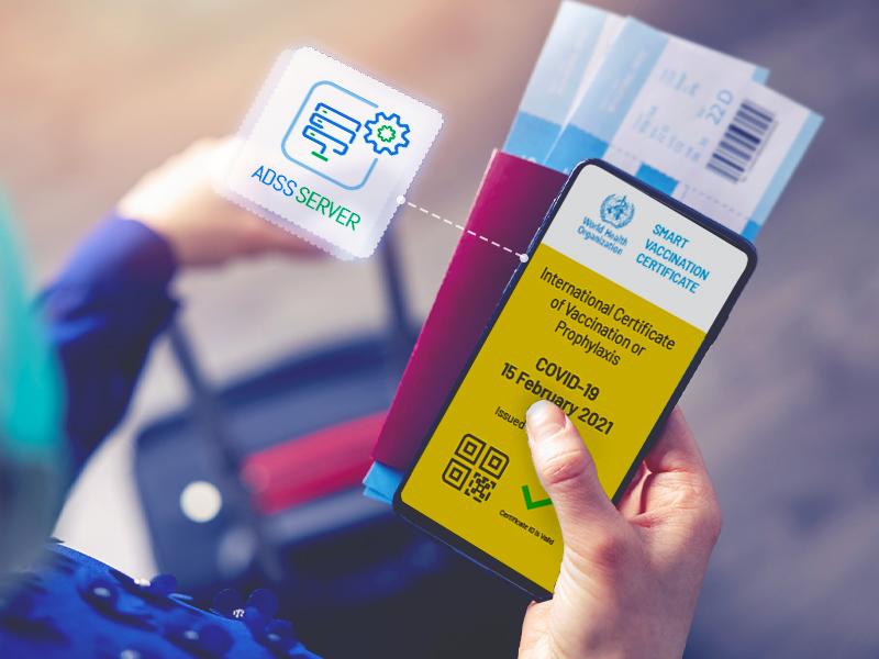 World Health Organisation (WHO) Smart Vaccination Certificates (SVCs) using Ascertia PKI
